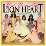 lion heart - snsd