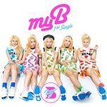 my oh my (single) - myb