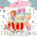 aikatsu! 3rd season insert song mini album 2 colorful smile - aikatsu stars!
