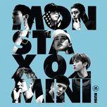 rush (mini album) - monsta x