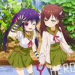 gakkou gurashi! character song 2 - kurumi & yuri - ari ozawa, m.a.o