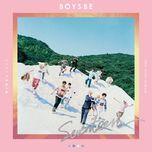 boys be (mini album) - seventeen