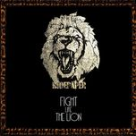 fight like the lion - rude paper