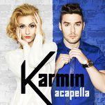 acapella (single) - karmin