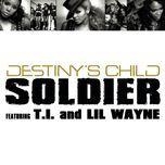 soldier (ep) - destiny's child
