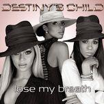 lose my breath (cd single) - destiny's child