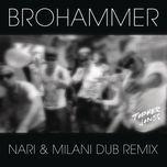 brohammer (single) - topher jones