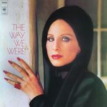 the way we were (canadian edition) - barbra streisand