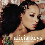 you don't know my name (ep) - alicia keys