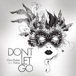 don't let go (single) - chris parker