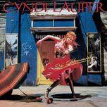 she's so unusual/true colors - cyndi lauper