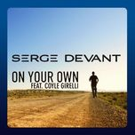 on your own (single) - serge devant