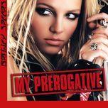 my prerogative (ep) - britney spears