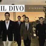 siempre (uk version) - il divo