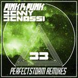perfect storm (remixes) - pink is punk, benny benassi