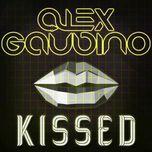 kissed (single) - alex gaudino