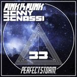 perfect storm (single) - pink is punk, benny benassi