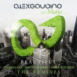beautiful (remixes - ep) - alex gaudino, mario