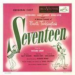 seventeen - original broadway cast