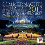 sommernachtskonzert 2013 / summer night concert 2013 - wiener philharmoniker
