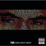 greatest hits - nas