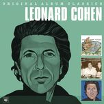 original album classics - leonard cohen