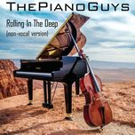 rolling in the deep (single) - the piano guys