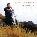 beethoven's 5 secrets (single) - the piano guys