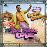 boom boom (lip lock) (single) - mika singh