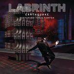 earthquake - labrinth, tinie tempah