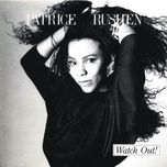 watch out! - patrice rushen