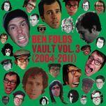 vault volume iii (2004-2011) - ben folds