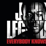 everybody knows (single) - john legend