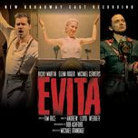 evita - new broadway cast recording - evita (new broadway cast recording)