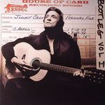 personal file - johnny cash