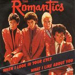 what i like about you (digital 45) - the romantics