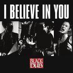 i believe in you (single) - black dub