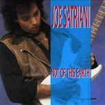 crystal planet/not of this earth - joe satriani