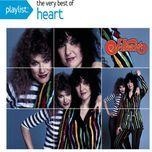 playlist: the very best of heart - heart