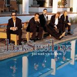 just want you to know (uk cd2) - backstreet boys