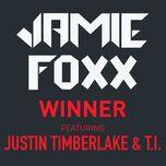 winner (single) - jamie foxx, justin timberlake, t.i.