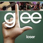 loser (glee cast version) (single) - glee cast