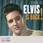 elvis is back (legacy edition) - elvis presley