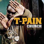 church (ep) - t-pain