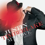 my love (single) - justin timberlake