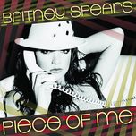 piece of me (maxi single) - britney spears
