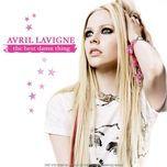 the best damn thing (single) - avril lavigne