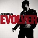 evolver (european bonus tracks) - john legend