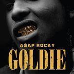 goldie (single) - a$ap rocky