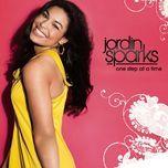 one step at a time (single) - jordin sparks